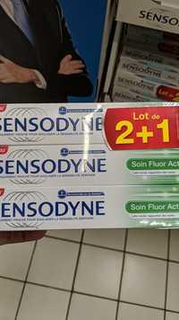 SENSODYNE - Dentifrice soin fluor actif