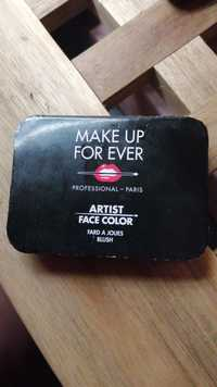Make up for ever - Artist face color - Fard à joues