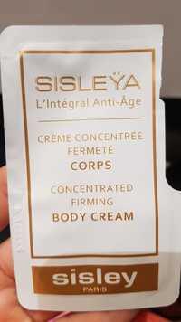 Sisley - Sisleÿa - Crème concentrée fermeté corps