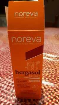 NOREVA - Bergasol - Crème fluide fini invisible SPF 50+