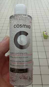 Cosmia - Gelée micellaire démaquillante