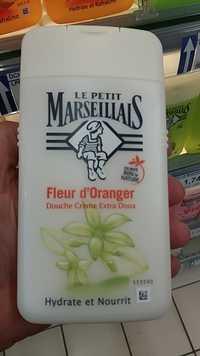 Le petit marseillais - Fleur d'oranger - Douche crème