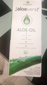 ARAGAN - Aloevera repair-oil - visage & corps