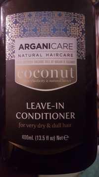 ARGANICARE - Coconut - Leave-in conditioner