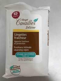ROGÉ CAVAILLÈS - Lingettes fraîcheur Intime