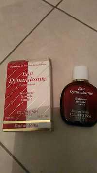 CLARINS - Eau Dynamisante - Spray naturel