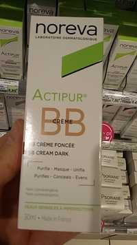 NOREVA - Actipur - BB crème foncée