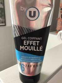 By U - Gel coiffant effet mouillé