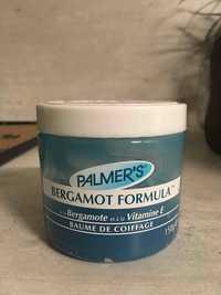 PALMER'S - Bergamot formula - Baume de coiffage