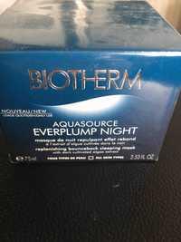 Biotherm - Aquasource everplump night - Masque de nuit