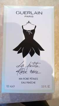 Guerlain - La petit robe noire - Ma robe pétales eau fraîche