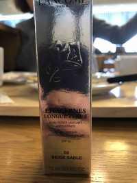 Lancôme - Effacernes longue tenue SPF 30 02 beige sable