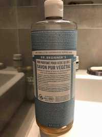 Dr Bronner's - Savon pur végétal