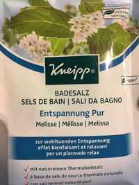 Kneipp - Sels de bain