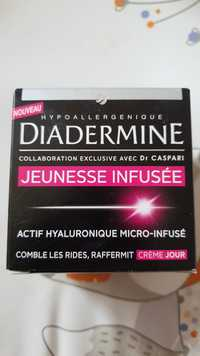 DIADERMINE - Jeunesse infusée - Crème jour