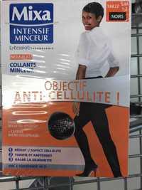 Mixa - Intensif minceur - Collants minceur - Objectif anti-cellulite