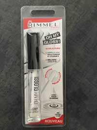 RIMMEL - Oh my gloss! - Gloss à lèvres 800 crystal clear
