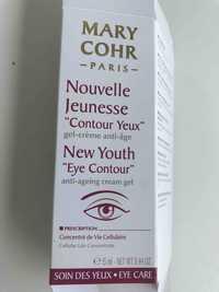 MARY COHR - Nouvelle jeunesse - Contour yeux