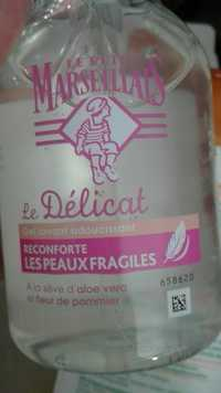 LE PETIT MARSEILLAIS - Le délicat - Gel lavant adoucissant