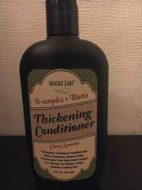 MADRE LABS - B-complex + biotin - Thickening conditioner