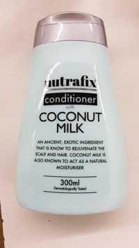 NUTRAFIX - Conditioner with coconut milk