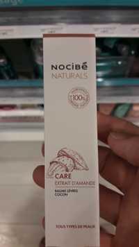 NOCIBÉ - Care extrait d'amande - Baume lèvres cocon