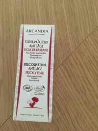 Argandia - Figue de Barbarie - Elixir précieux anti-âge
