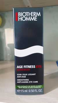 Biotherm - Homme - Soin yeux lissant anti-âge