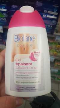 BIOLANE - Biolane pour elle - Gel apaisant toilette intime