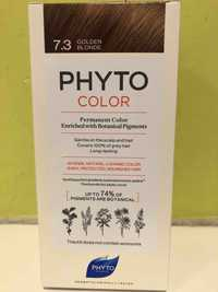 Phyto - Phyto color - Permanent color 7.3 golden blonde