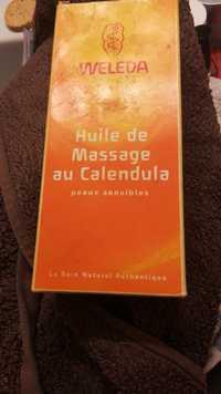 Weleda - Huile de massage au calendula