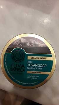 NATURA SIBERICA - Racine noire - Savon épais de Tuva