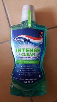 AQUAFRESH - Intense clean - Alcohol-free mouthwash