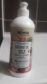 NOVEX - Coconut oil - Après-shampooing sans rinçage