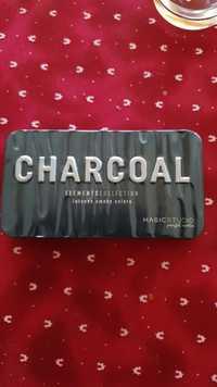 MagicStudio - Charcoal elements collection - Ombres à paupières