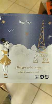 Peggy Sage - Masque éclat visage
