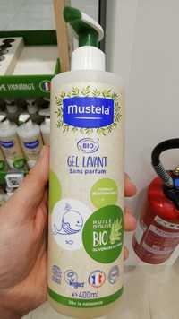 MUSTELA -  Gel lavant bio - sans parfum