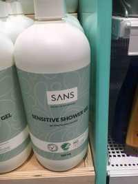 SANS - Gel douche peau sensible