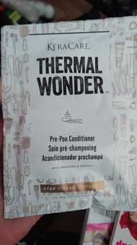KERACARE - Thermal wonder - Soin pré-shampooing