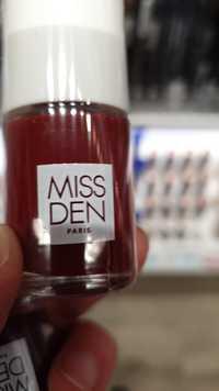 Miss Den - Couleur absolue - Vernis à ongles