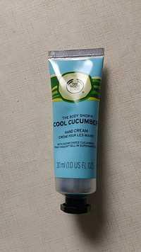 THE BODY SHOP - Cool cucumber - Crème pour les mains