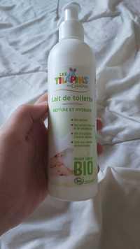 CASINO - Les tilapins - Lait de toilette bio