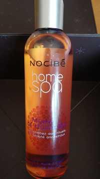 NOCIBÉ - Home spa mystery of hammam - Huile de douche