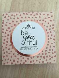ESSENCE - Be you tiful - Eyeshadow palette