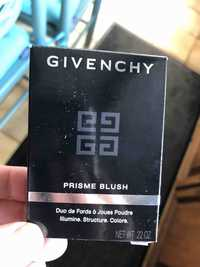 Givenchy - Prisme blush - Duo du fard à joues poudre