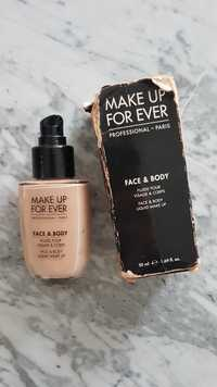 MAKE UP FOR EVER - Fluide pour visage & corps