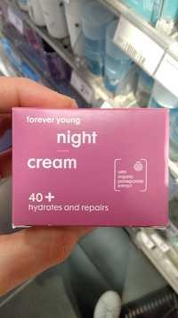 Hema - Forever young - Night cream