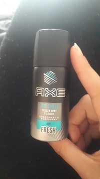AXE - Ice chill - Deodorant & bodyspray 48h