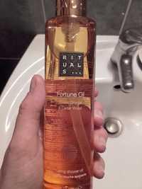 Rituals - Fortune Oil - Huile de douche apaisant