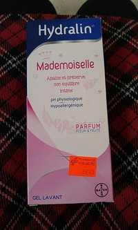 Hydralin - Mademoiselle - Gel lavant intime fleuri et fruité